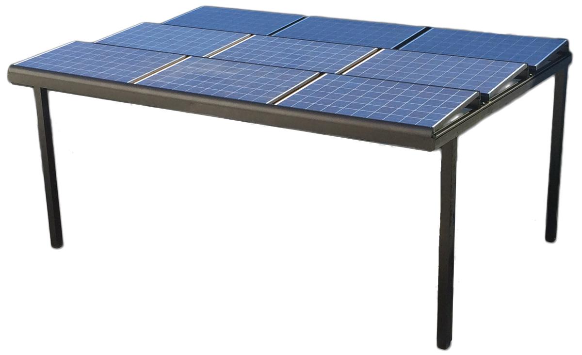 Solarcarports - Ecotrading